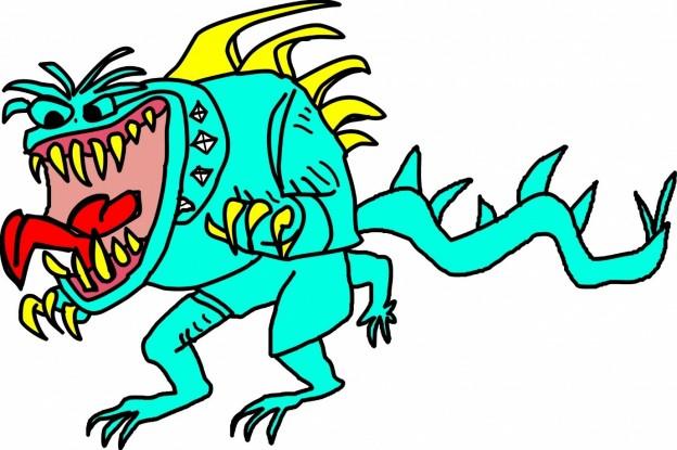 GDPR monster